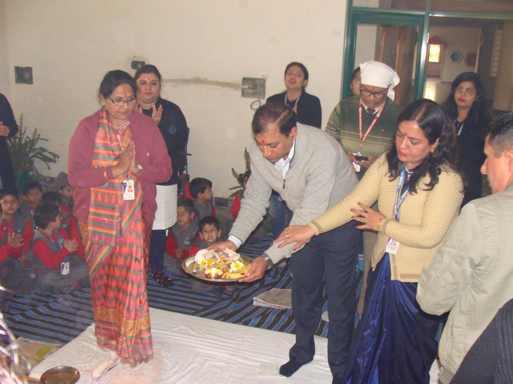Best school in Soipat
