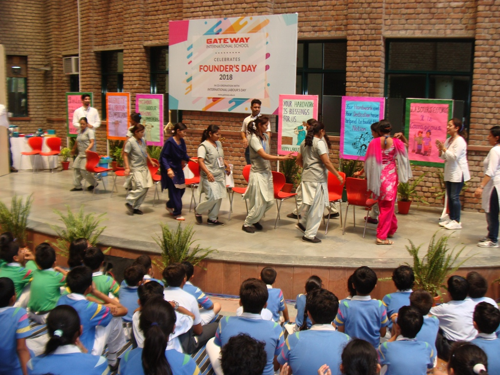 Best school in Sonipat