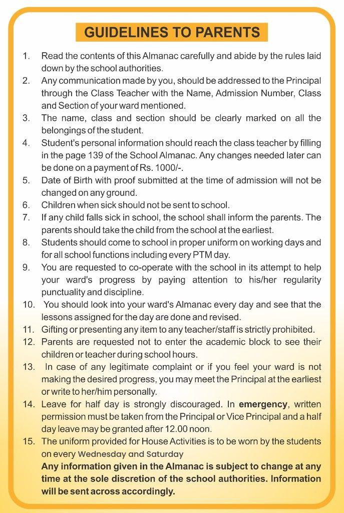 Top school in Haryana